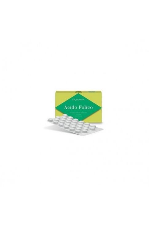 Acido Folico 90 Compresse 18g Erbamea