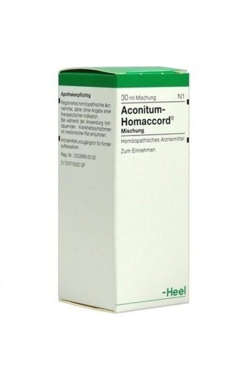Aconitum Homaccord 30ml Gocce Heel