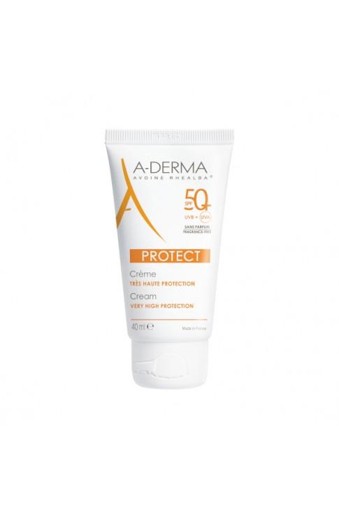 Aderma Protect Crema 50+ Senza Profumo 40ml