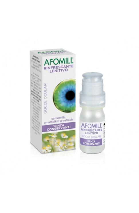 Afomill Rinfrescante Lenitivo Gocce Oculari 10ml