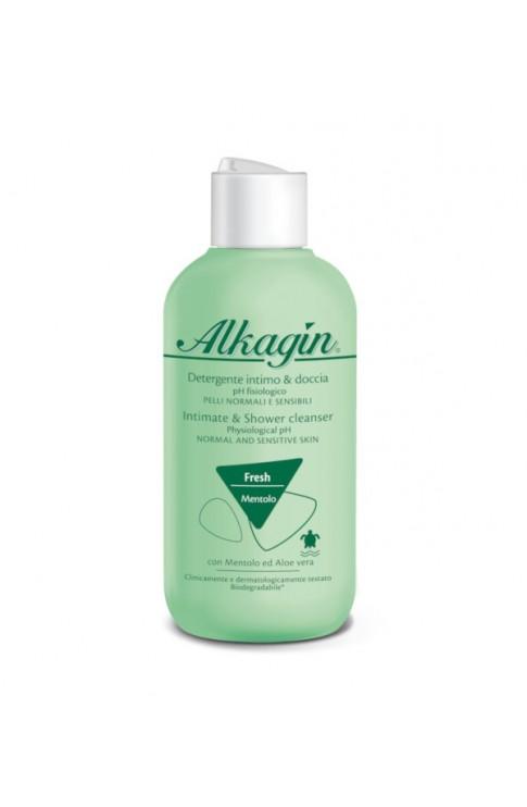 Alkagin Fresh Gel Doccia Intimo