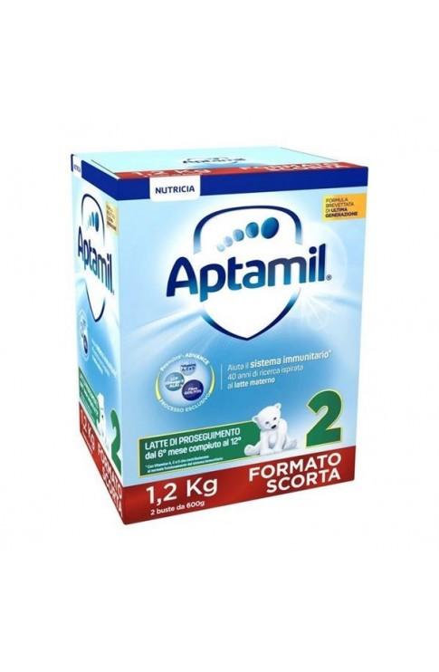 Aptamil 2 Polvere 1200g