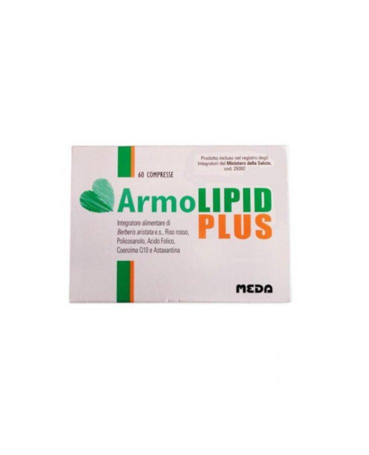 Armolipid Plus Integratore Alimentare 60 Compresse Prodotto Italiano - Non di importazione