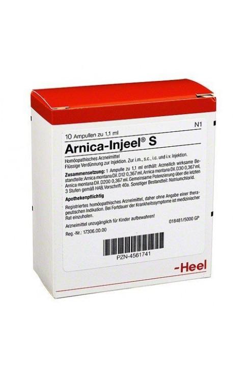 Arnica Injeel 10 Fiale 1,1ml Heel