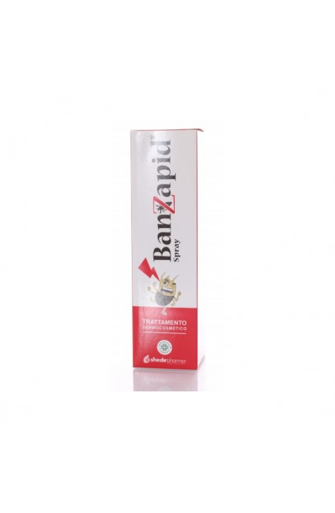 Banzapid Spray Trattamento 100ml