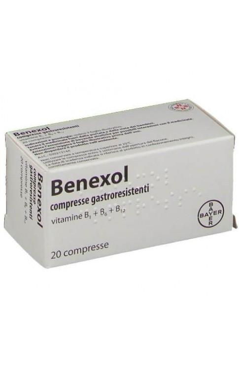 Benexol * 20 Compresse Gastroresistenti