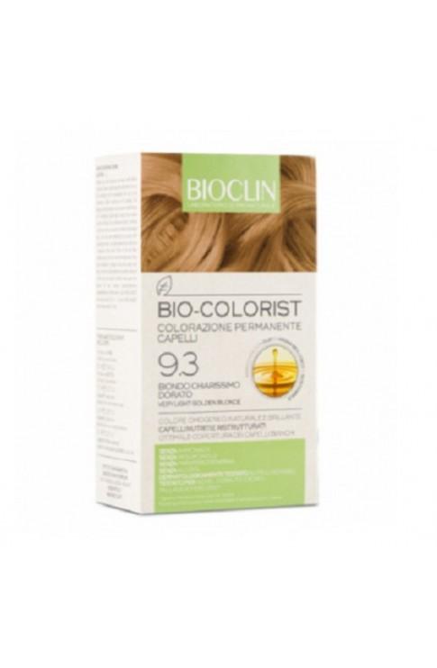 Bioclin Biondo Chiarissimo Dorato 9.3