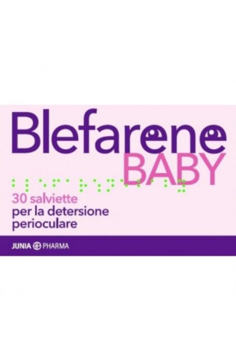 Blefarene Baby 30 Salviette Detersione Perioculare