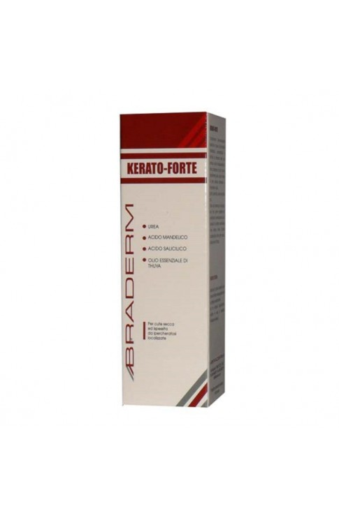 Braderm Kerato Forte Crema 75ml