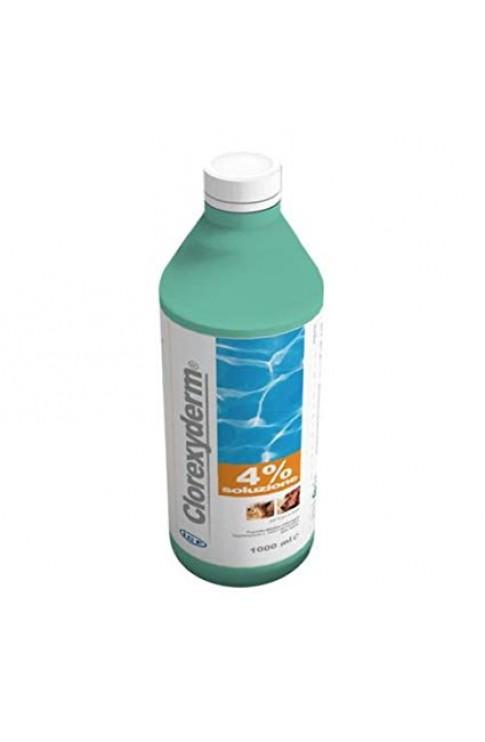 CLOREXYDERM Soluzione 4% 1000 ml