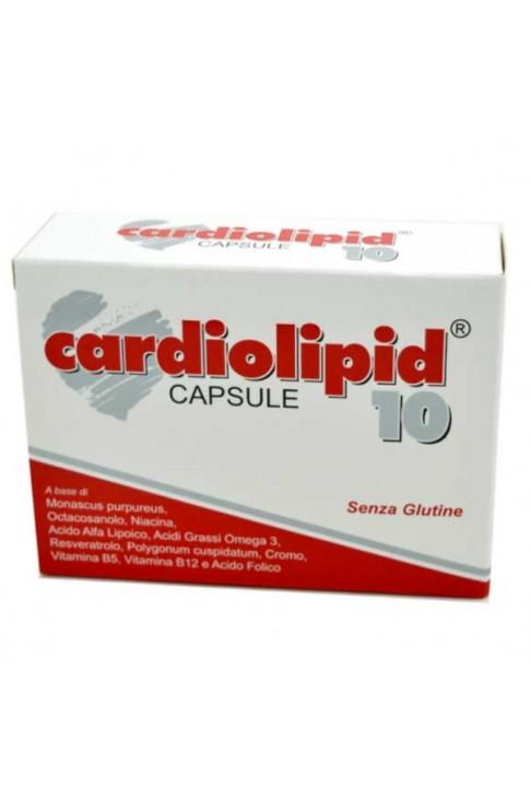 Cardiolipid 10 30 Capsule