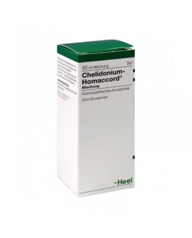 Chelidonium Homaccord 30ml Gocce Heel