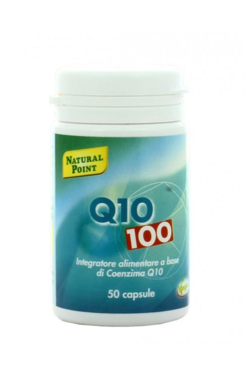 Coenzima Q10/100 50 Capsule