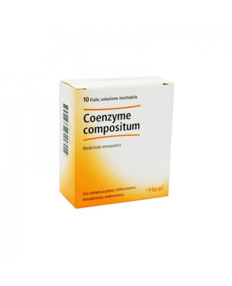 Coenzyme Compositum 10 Fiale 2,2ml Heel
