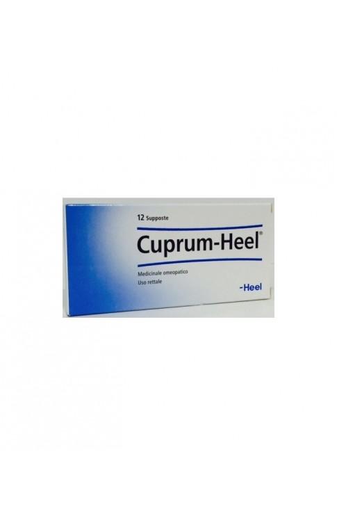 Cuprum 12 Supposte