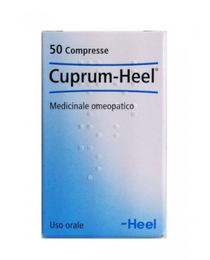 Cuprum 50 Compresse Heel