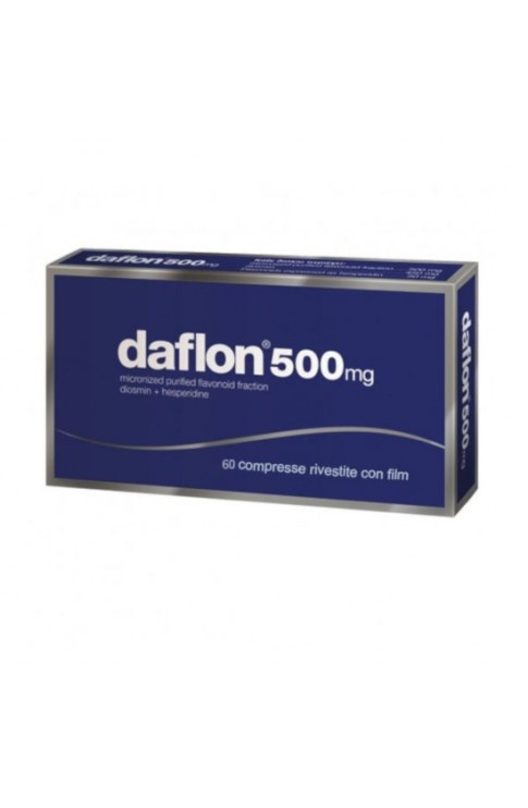 Daflon 500 mg 60 Compresse Rivestite