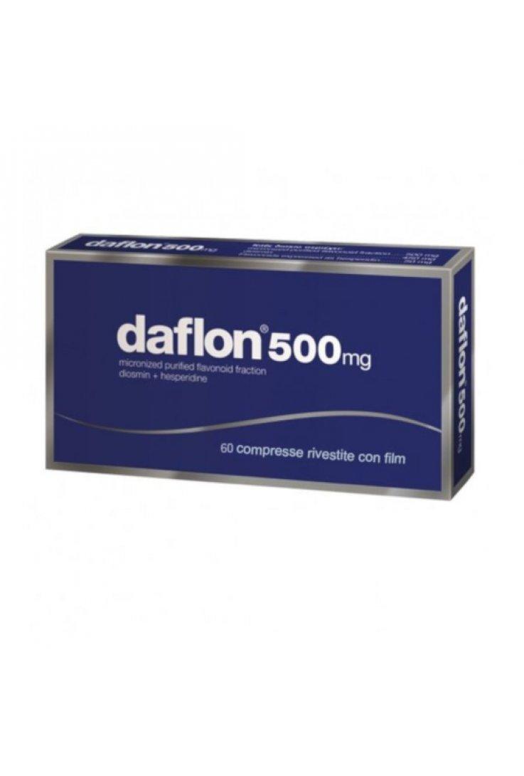 Daflon 500 mg 60 Compresse Rivestite