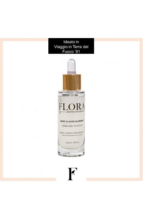 Flora Siero 3.0 Acidi Ialuronici Terra Del Fuoco '91 30ml