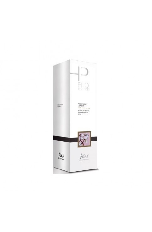 Hino ProBalance Pure Intimate Cleanser Detergente Intimo 200 ml