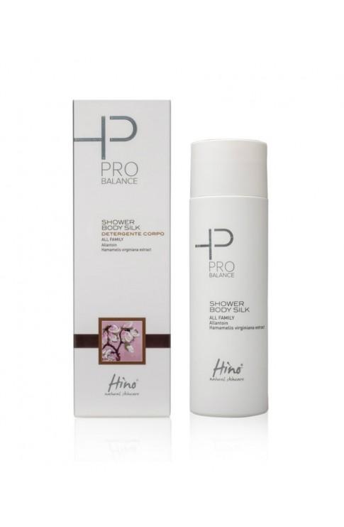 Hino ProBalance Shower Body Silk Detergente Corpo 200 ml