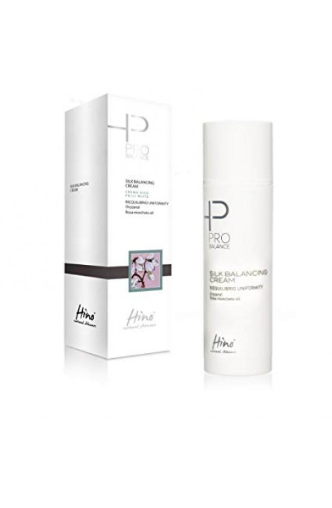 Hino ProBalance Silk Balancing Crema Viso 50 ml