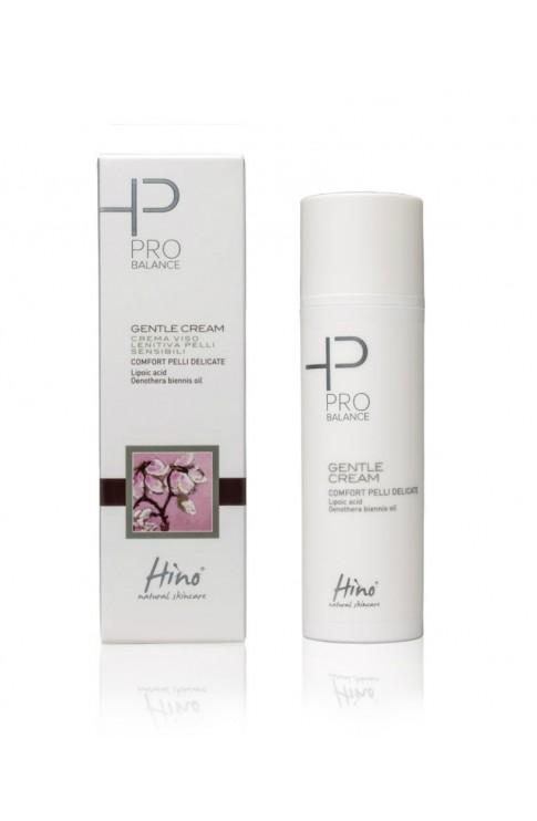 Hino Probalance Gentle Cream Crema Viso Lenitiva Pelli Delicate 50 ml