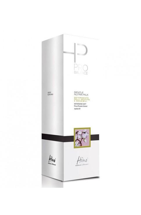 Hino Probalance Gentle Nutra Milk Detergente Pelli Secche e Sensibili