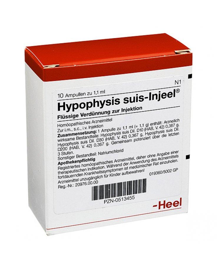 Hypophysis Suis Injeel 10 Fiale Heel
