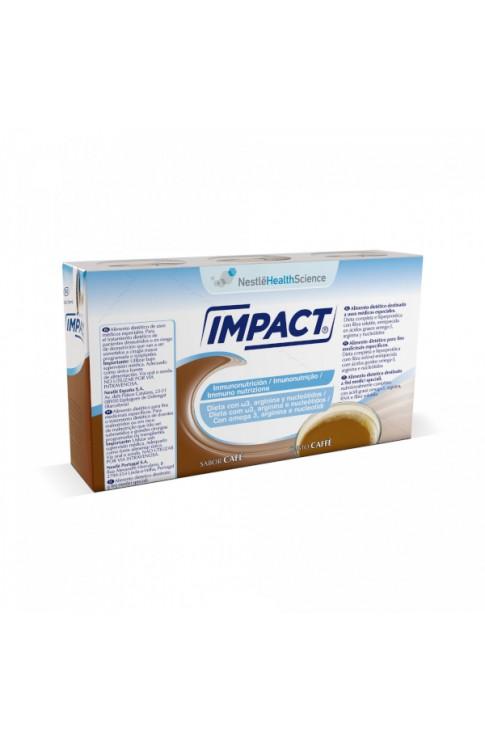 Impact Oral Caffè 3x237ml Nestlè