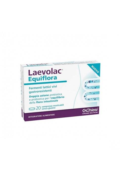 Laevolac Equiflora 20 Compresse
