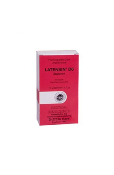 Latensin D6 10 Supposte