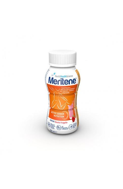Meritene Drink Fragola 200ml