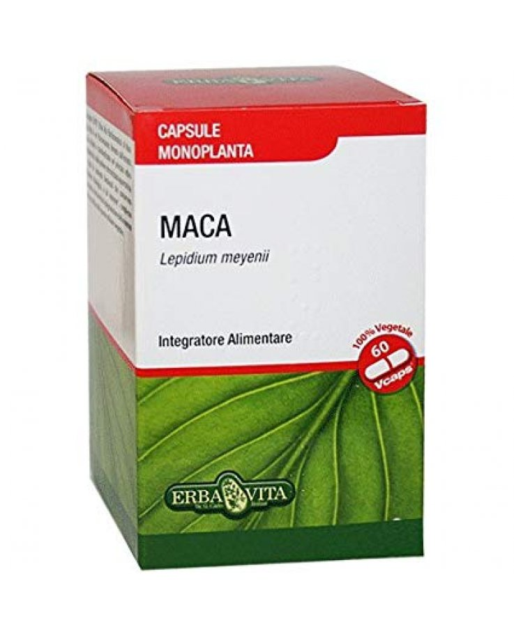 Maca 60 Capsule 400 mg
