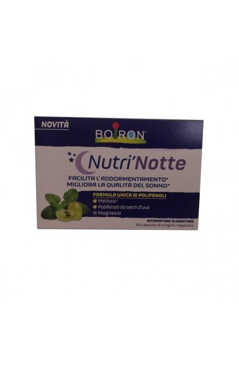 Nutri' Notte 30 Capsule Vegetali Boiron