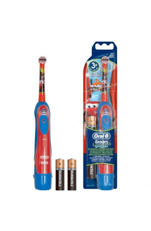 Oral-B Advance Power 400 Kids + Batteria