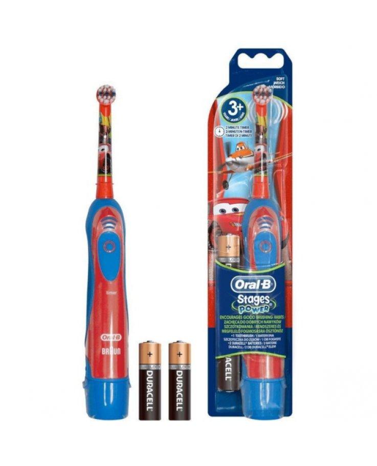 Oral-B Advance Power 400 Kids + Batteria