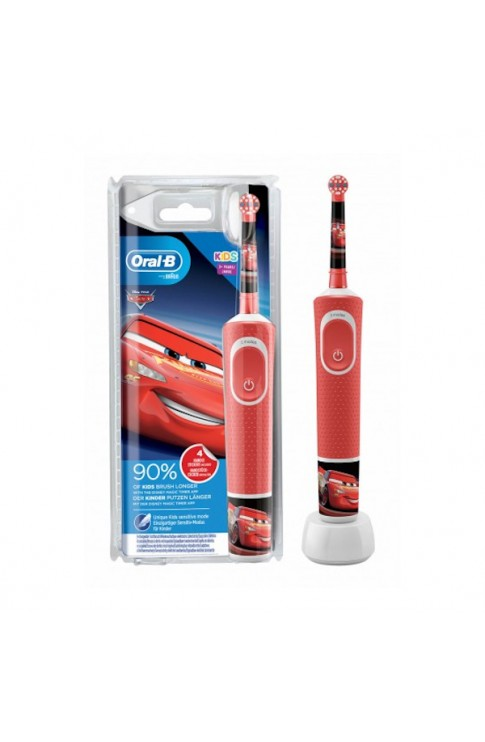 Oral-B Power Vitality D100 Cars