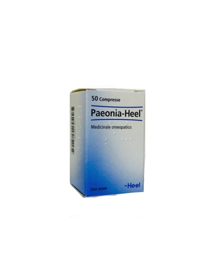 Paeonia 50 Compresse Heel