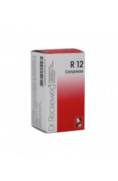 Reckeweg R12 100 Compresse