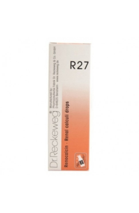 Reckeweg R27 Gocce 22ml