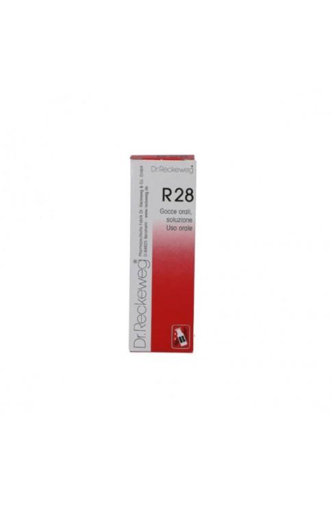 Reckeweg R28 Gocce 22ml