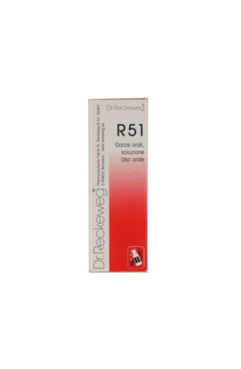 Reckeweg R51 Gocce 22ml