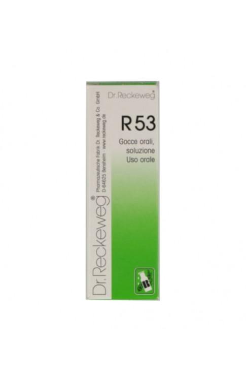 Reckeweg R53 Gocce 22ml