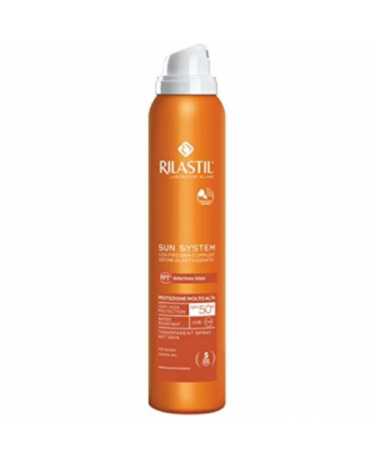 Rilastil Sun System Ppt 50+ Baby Transparent Spray
