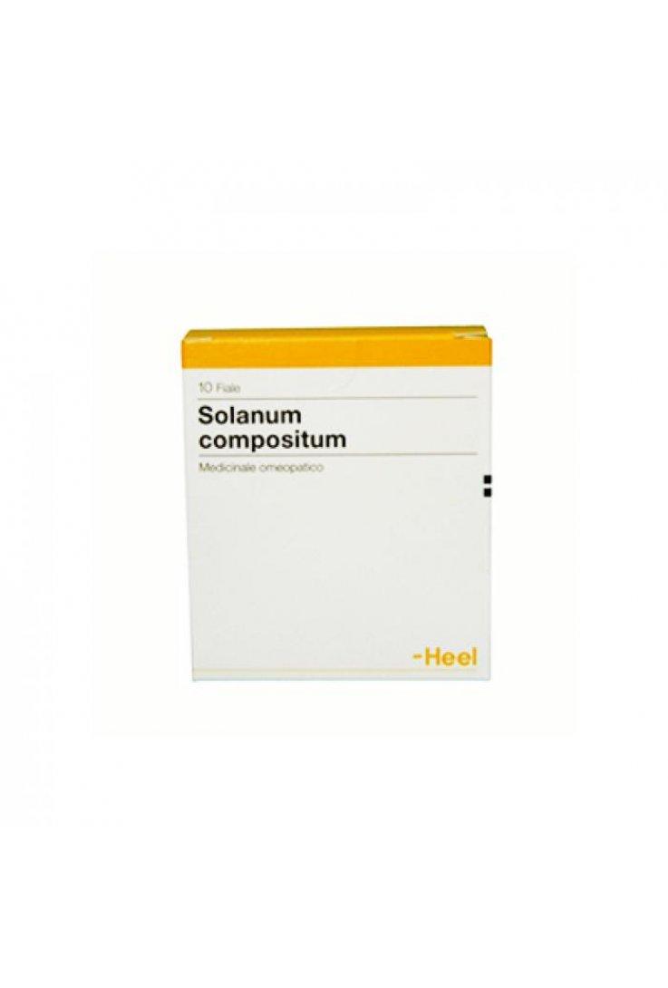 Solanum Compositum 10 Fiale 2,2ml Heel
