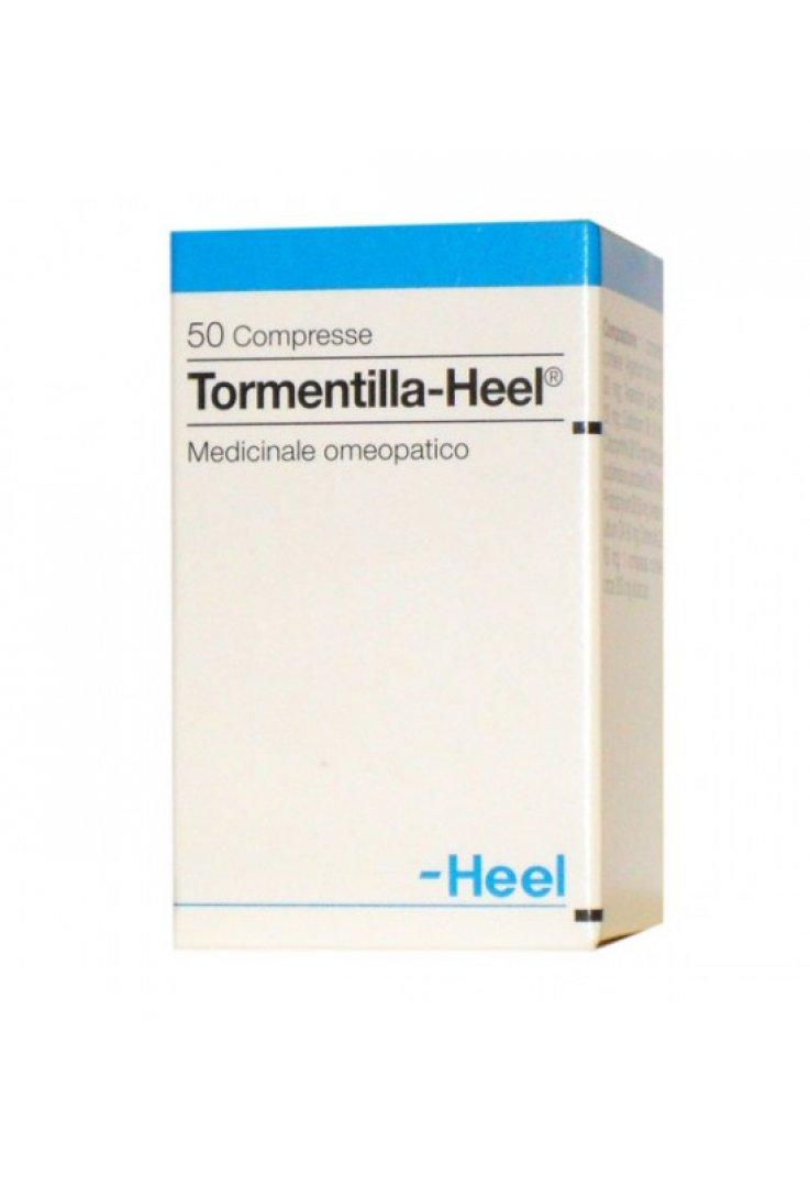 Tormentilla Heel 50 Compresse