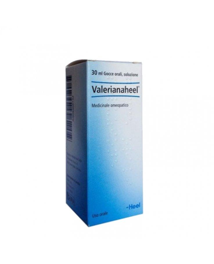 Valeriana 30ml Gocce Heel