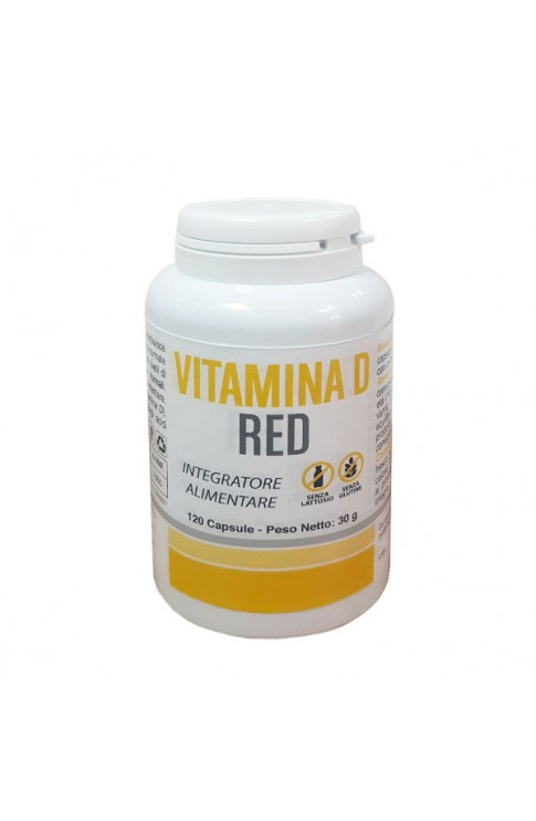 Vitamina D Red 120 Capsule