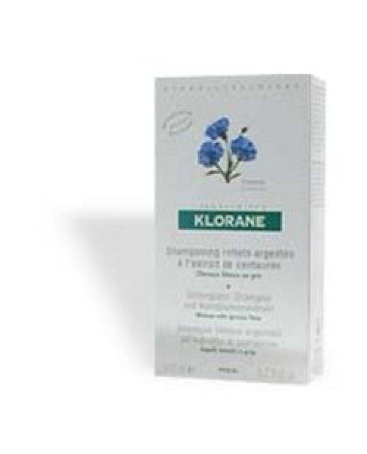 Klorane Sh Centaurea Blu 200ml